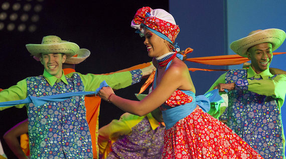 Cali vibra con la tercera Bienal de Danza
