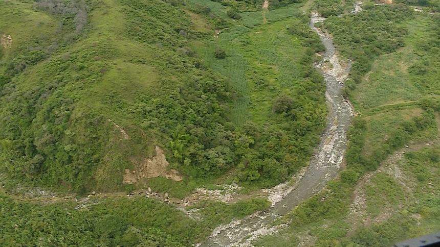 Ideam emitió alerta roja en las zonas de influencia de los ríos Dagua y Escalerete