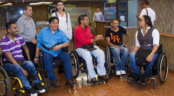 Inicia fortalecimiento de Redes de Apoyo Social para personas con discapacidad
