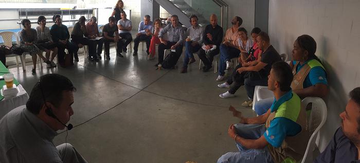 Ex integrantes de pandillas hoy son gestores de paz, cultura ciudadana y medio ambiente