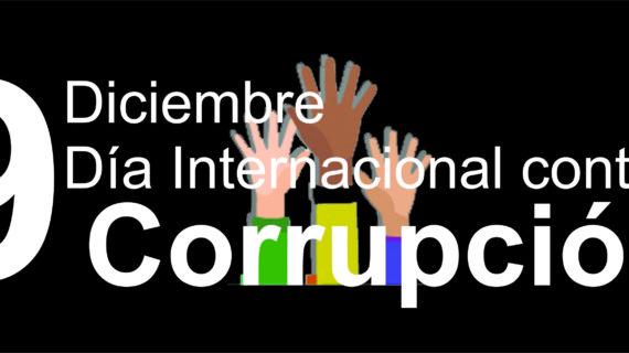 Día de la lucha contra la Corrupción