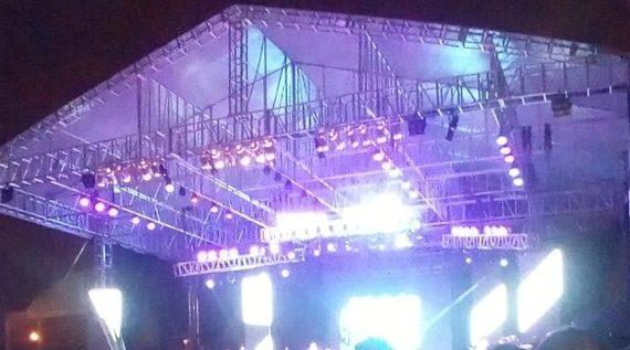 Suspendido concierto inaugural de la feria de Cali por lluvia