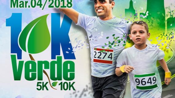 Juancho Correlón inicia el año con la 10K Verde
