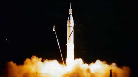 31 de Enero: 60 Aniversario del Lanzamiento del Explorer 1