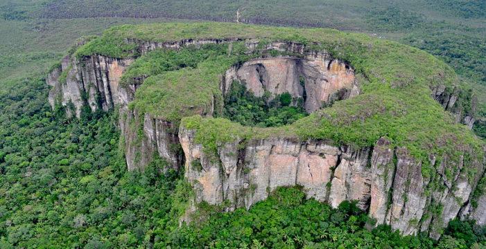 Chiribiquete, un tesoro natural y cultural postulado a patrimonio de la humanidad