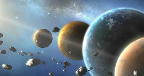 El asteroide 2002 AJ129 se acercará a la Tierra