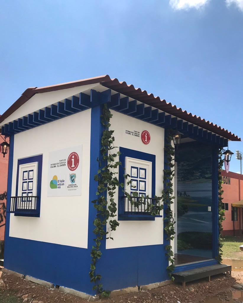 Nuevo Punto de Información Turística en Calima-El Darién
