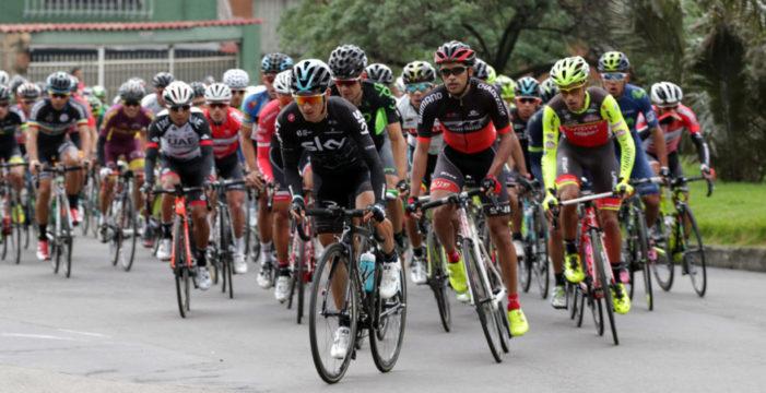 Las figuras del ciclismo rodarán por la carrera Colombia Oro y Paz 2.1