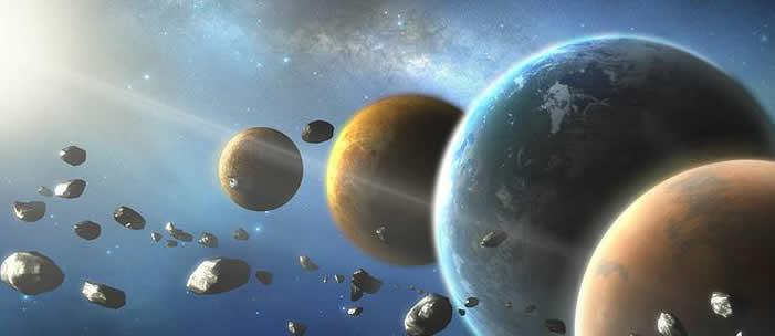 I.A. y NASA Descubren el Octavo Planeta Que Orbita una Estrella Lejana