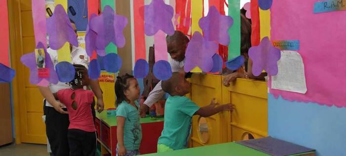Miles de niños inician su atención integral en los CDI