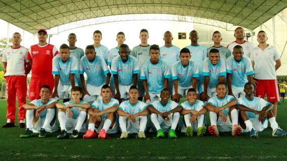 Los infantiles del Valle empiezan camino en el fútbol nacional