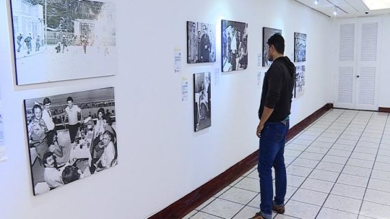 Biblioteca realiza exposición fotográfica y fílmica del Valle del Cauca en el Centro Cultural de Cali