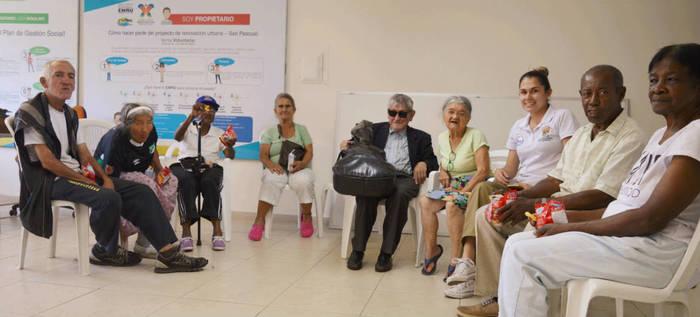Inicia el programa Canas y Ganas para adultos mayores de Ciudad Paraíso