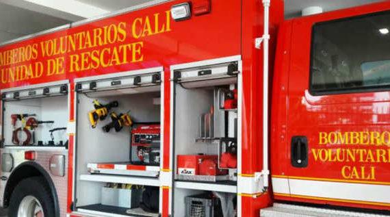 Bomberos Voluntarios estrena Unidad de Rescate