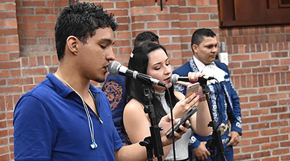 Una voz para convivir, programa de técnica vocal para los caleños abre inscripciones.