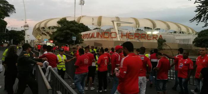 La sanción moral ha contribuido a la consolidación del fútbol en paz en el Pascual Guerrero