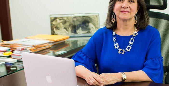 Ministerio del Interior designó a María Cristina Lesmes como Gobernadora ad-hoc del Valle del Cauca