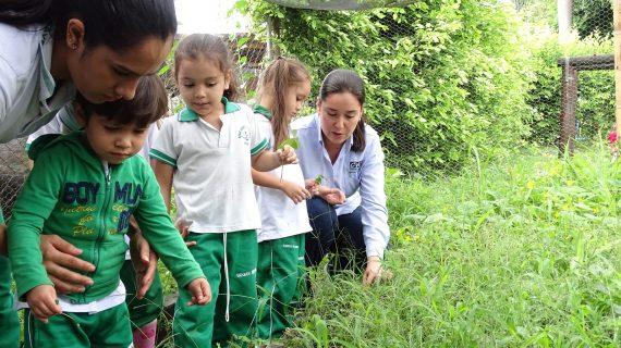 CVC Brinda educación ambiental a padres, niños y docentes de Tuluá