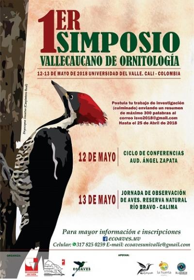I Simposio Vallecaucano de Ornitología