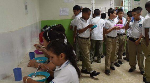 El Programa de Alimentación Escolar, PAE, realiza la primera Mesa Pública del 2018