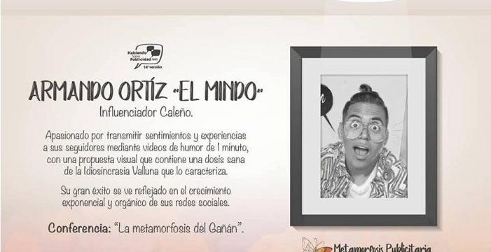 El Mindo y su 'metamorfosis del gañán' en Hablando Sobre Publicidad