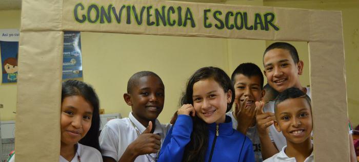 Con encuentro de líderes estudiantiles, educación le apuesta a la convivencia escolar