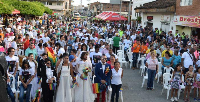 Gobernación del Valle conmemora el Día de la Lucha contra la Homofobia, en Buga