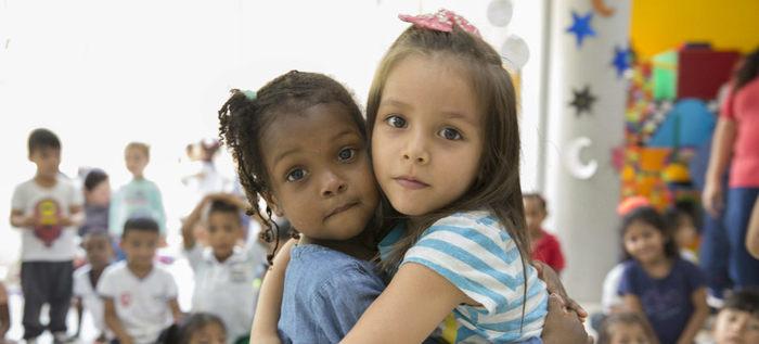 Primera infancia conmemora el mes de la Afrocolombianidad