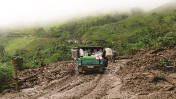 Gobierno del Valle evalúa alternativas para abastecer productos ante afectaciones por las lluvias