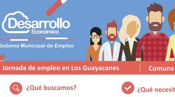 Prepárese para la jornada de empleo en el barrio Los Guayacanes, el 24 de mayo