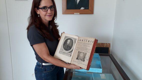 La Biblioteca Departamental guarda joyas literarias de más de 400 años
