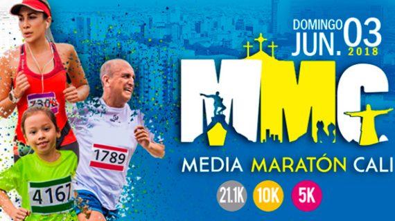 Rétate a ti mismo con la Media Maratón de Cali