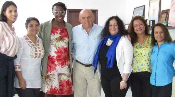 ONU Mujeres celebró avance en Cali de la implementación de la estrategia Ciudades Seguras