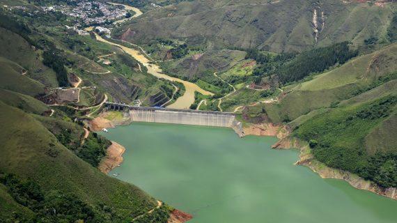 Se redujeron descargas en Salvajina por emergencia en Hidroituango