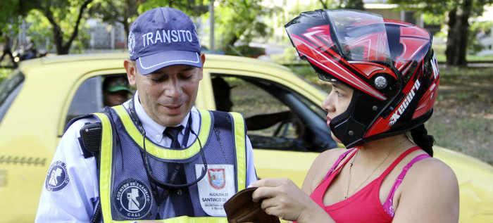 300 agentes de tránsito adelantarán Plan de Movilidad el Día de la Madre en Cali