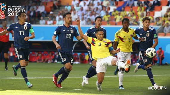 Con Harakiri frente a Japón, Colombia arrancó el Mundial Rusia 2018