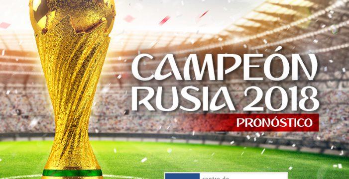 Estudio de ICESI pronostica que Brasil será el campeón de Rusia 2018