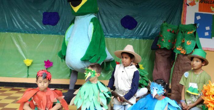 En la Cumbre celebraron el Día de las Aves