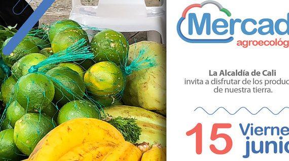 Agéndese este viernes 15 de junio para el Mercado Agroecológico