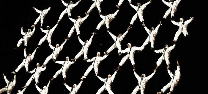 Tras bambalinas, el Festival de Ballet impuso el paso