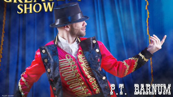 """The Greatest Show"", el 12 de junio en el Teatro Jorge Isaacs"