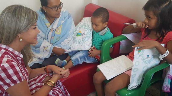 Niños hospitalizados en el HUV serán vinculados al proyecto de inclusión de la Gobernación del Valle