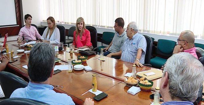 Gobernación avanza en socialización de doble calzada de la avenida Cañasgordas