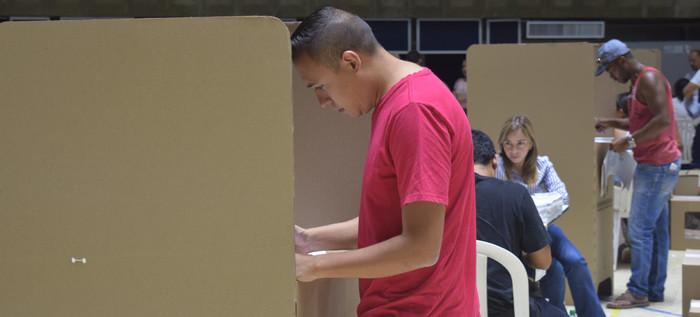 Medidas de seguridad para las elecciones de este domingo en Cali