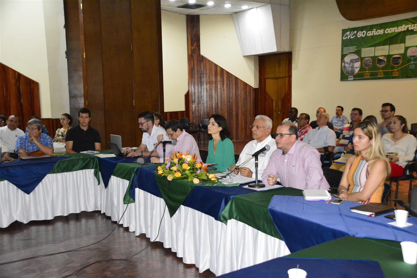Andi y CVC proponen agenda por un Valle más próspero y sostenible
