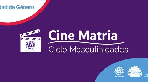 Cinematria se reinventa: iniciará ciclo de cine para hablar de la masculinidad