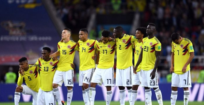 Colombia lo intentó pero el sueño terminó