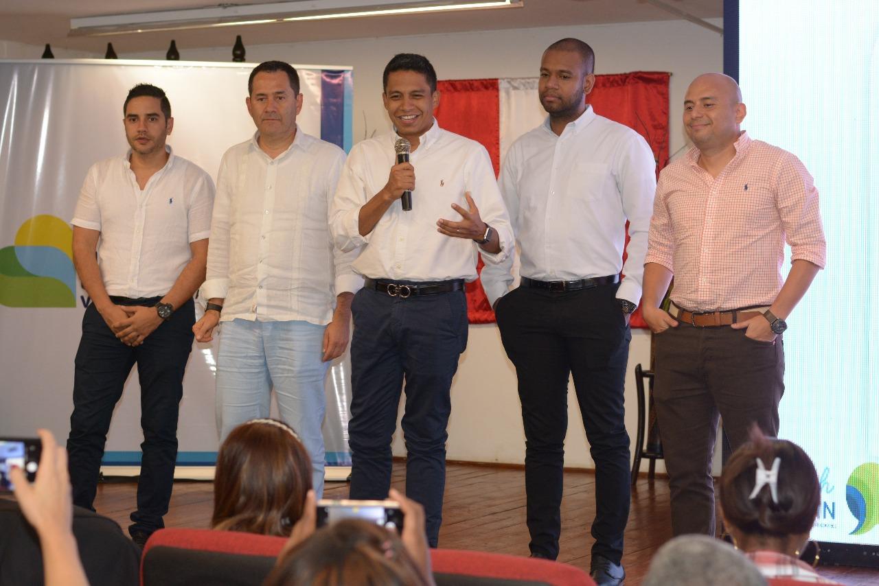 100 emprendedores de El Cairo se beneficiaron con el 'Speech Valle INN'