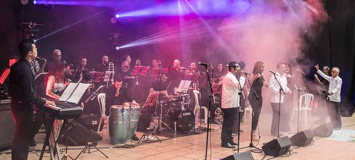Con ritmos colombianos el IPC celebra el cumpleaños de Clásica 88.5 F.M.