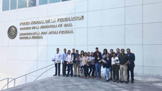 Programa de Derecho de Icesi en la Misión Académica México 2018